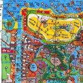 Julian-Landkaart