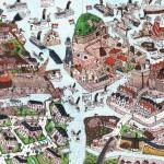 Stad uit de 19e eeuw (5 januari 2007)